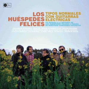 huespedes-felices-tipos-normales-con-guitarras-electricas