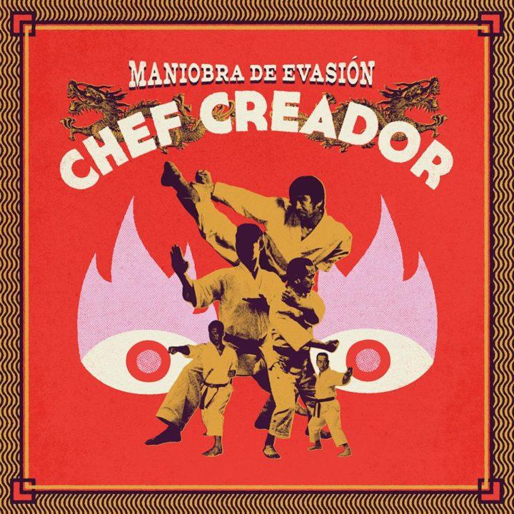 """CHEF CREADOR estrenan el videoclip para su nuevo single """"Maniobra De Evasión"""""""